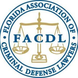 criminal defense association, west palm beach